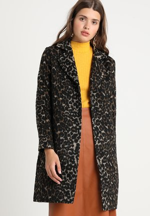 HAILEY COAT - Classic coat - dark brown