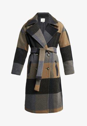 ISAK COAT - Cappotto classico - black
