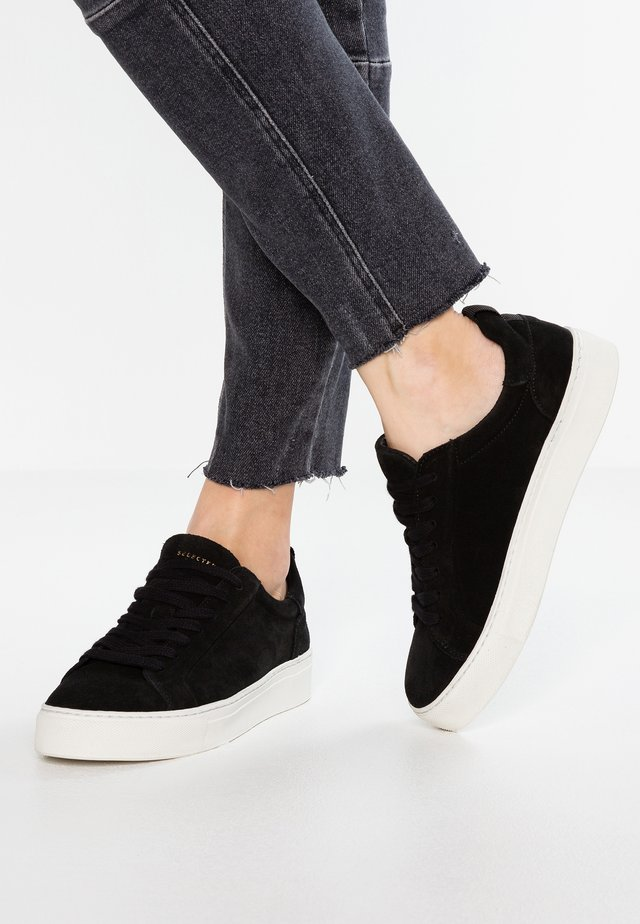 DONNA  - Trainers - black