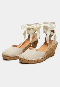 Selected Femme - Loafers - sand - 2