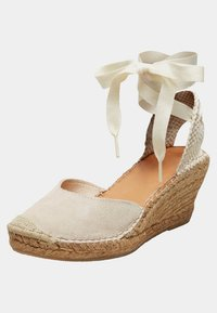 Selected Femme - Loafers - sand - 5