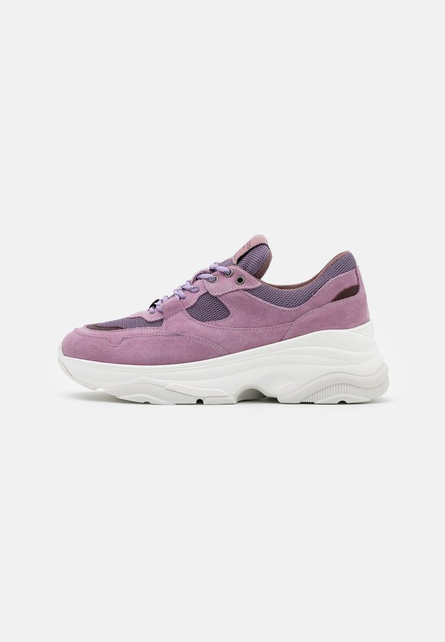 SLFGAVINA TRAINER - Sneaker low - fair orchid
