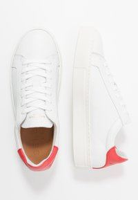 Selected Femme - SLFDONNA NEW CONTRAST TRAINER  - Sneakers laag - cranberry - 3