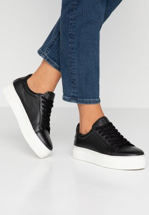 SLFANNA TRAINER - Sneakers - black