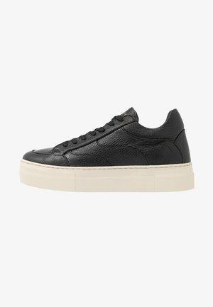 SLFANNA NEW TRAINER  - Sneakers laag - black