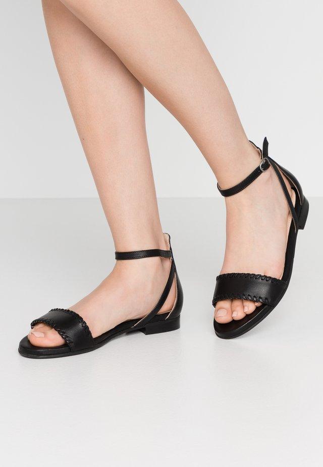 SLFMERLE - Sandals - black