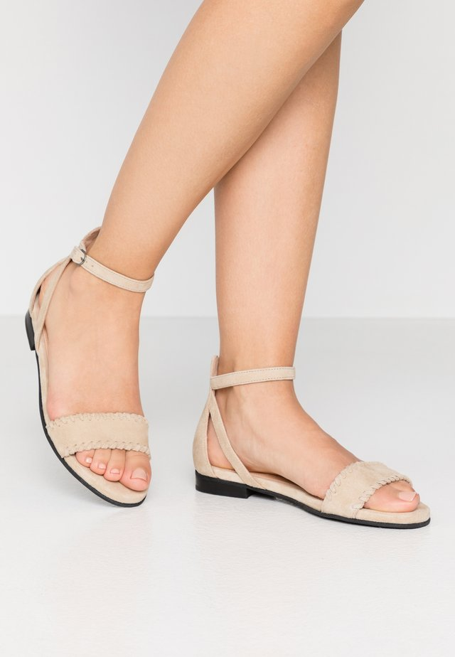 SLFMERLE NEW  - Sandals - sand