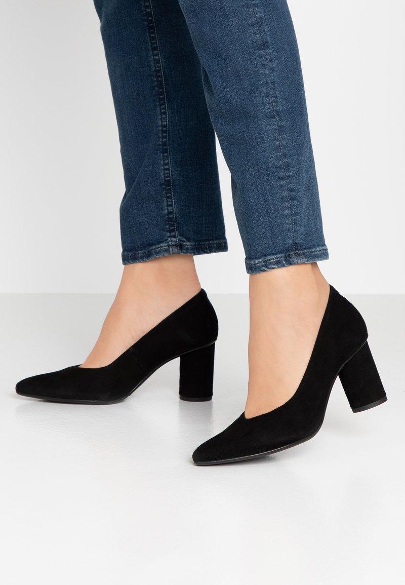 Selected Femme - SLFALEX - Klassieke pumps - black