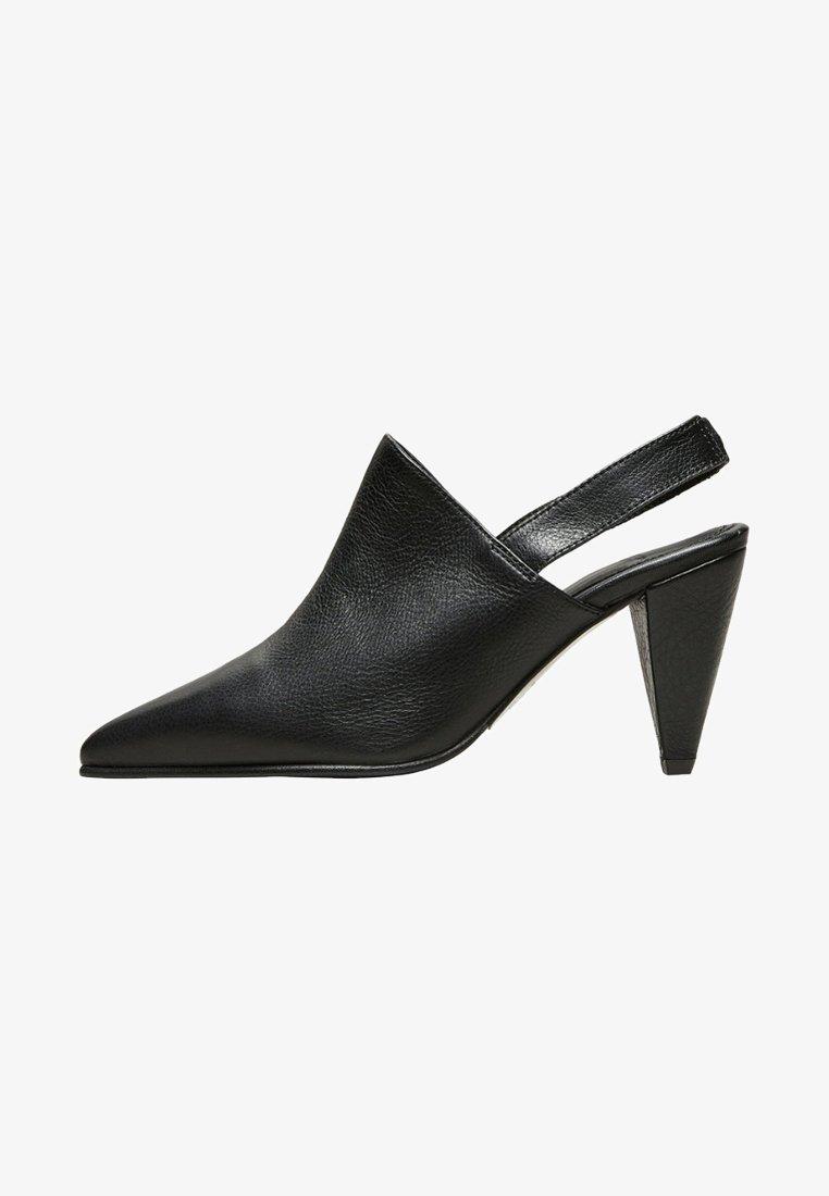Selected Femme - Classic heels - black