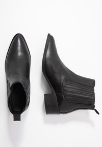 Selected Femme - SLFELENA NEW  - Ankelboots - black - 3