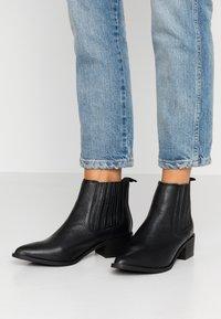 Selected Femme - SLFELENA NEW  - Ankelboots - black - 0