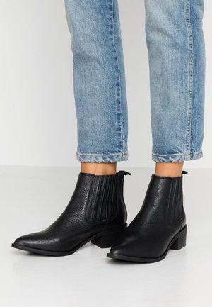 SLFELENA NEW  - Ankle boots - black