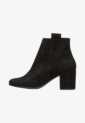 SLFSANA NEW BOOT - Botines - black