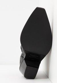 Selected Femme - SLFSWEETS  - Korte laarzen - black - 6