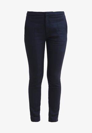 SFMUSE - Kalhoty - navy blazer