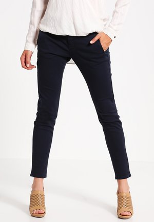 SFINGRID  - Pantalones chinos - navy blazer