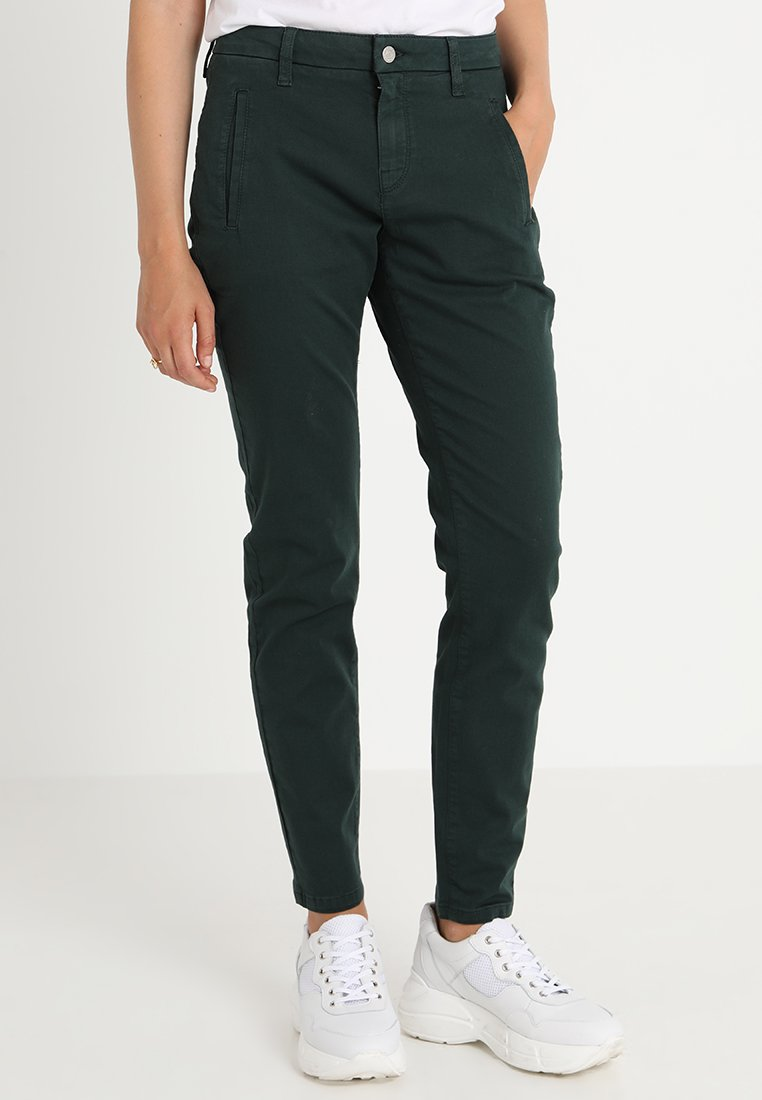 Selected Femme - SLFINGRID - Chino - scarab