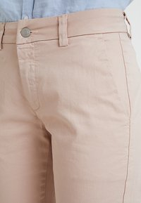 Selected Femme - SLFMEGAN - Chino kalhoty - adobe rose - 3