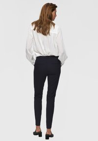 Selected Femme - Trousers - dark sapphire - 2