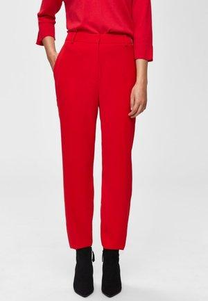Trousers - toreador