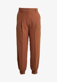 Selected Femme - Pantaloni - chipmunk - 5