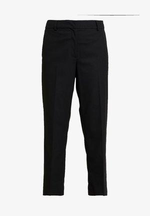 SLFEMILO CROPPED PANT - Kalhoty - black