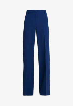SLFALICIA FLARED PANT B - Pantalon classique - medieval blue
