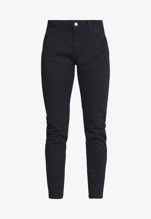 SLFNEW INGRID  - Pantalones chinos - navy