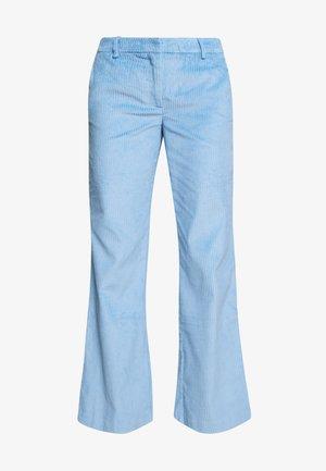 SLFEMILY  - Trousers - della robbia blue