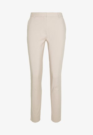 SLFMUSE FIE CROPPED  PANT - Bukse - dove