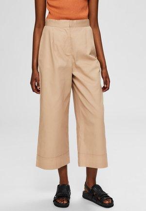 Spodnie materiałowe - curds whey