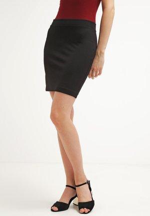 SFKELLY - Blyantnederdel / pencil skirts - black