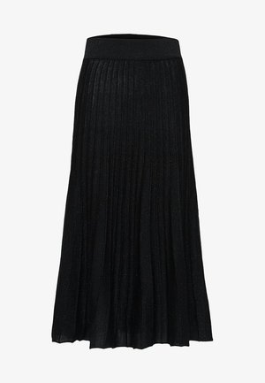 SLFZAMBA  - A-line skirt - black