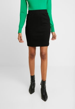 SLFSHELLY SKIRT - Jupe crayon - black