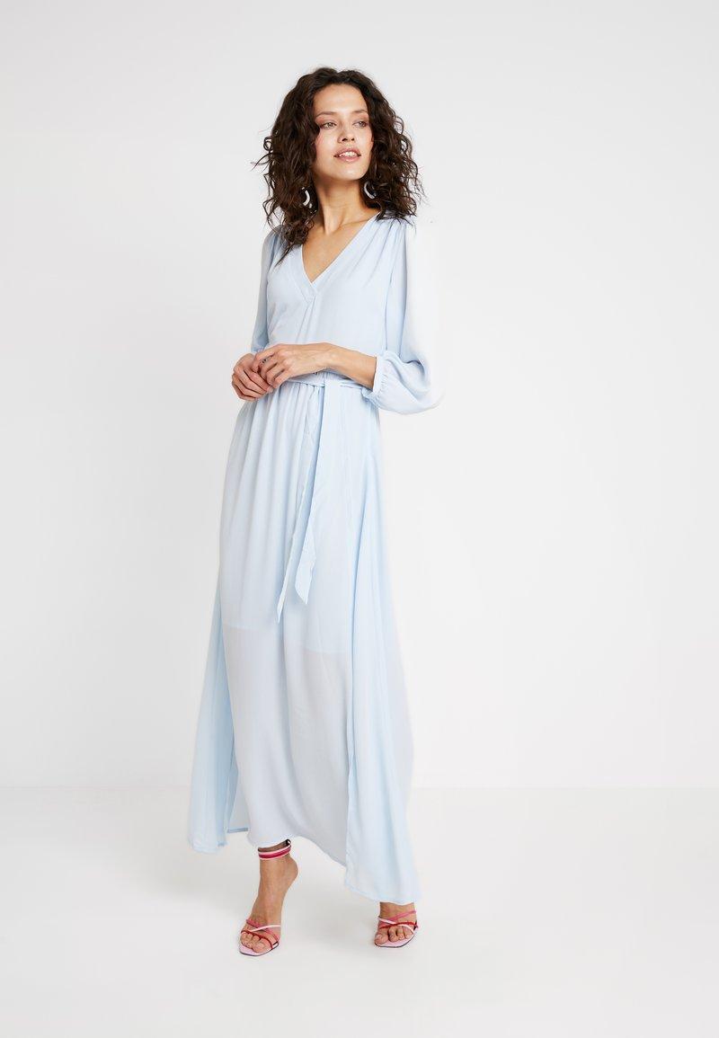 Selected Femme - SLFZIX 3/4 DRESS - Maxikleid - plein air