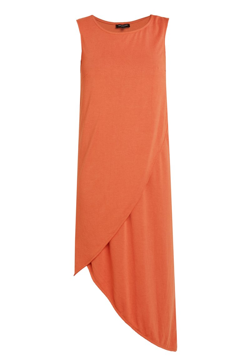 Selected Femme - SLFELLA - Sukienka z dżerseju - mango