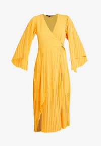 Selected Femme - SLFMELLY ANKLE DRESS - Robe longue - radiant yellow - 4