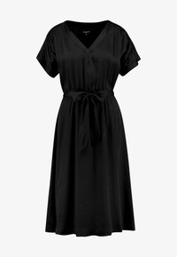 Selected Femme - SLFQUINCY VIENNA MIDI DRESS - Korte jurk - black - 3