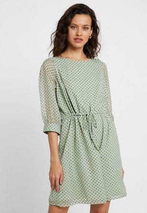 SLFJILL DAMINA DRESS - Day dress - laurel green