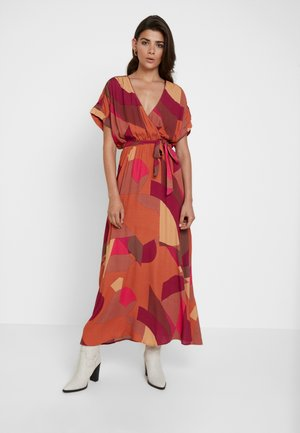SLFWINNIE ANKLE DRESS - Maxiklänning - mango