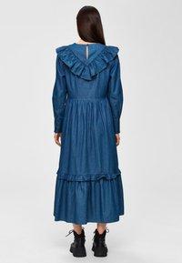 Selected Femme - Spijkerjurk - dark blue - 2