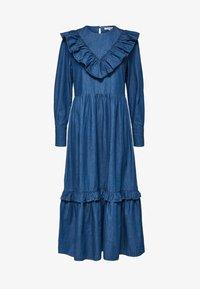 Selected Femme - Spijkerjurk - dark blue - 5
