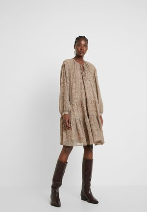 SLFMARGIE SHORT DRESS EX - Korte jurk - curds/whey