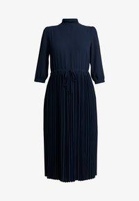 Selected Femme - SLFBETHANY MIDI DRESS - Day dress - night sky - 5