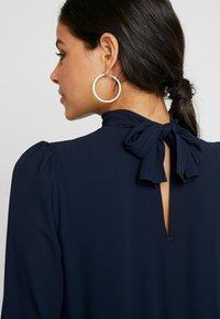 Selected Femme - SLFBETHANY MIDI DRESS - Day dress - night sky - 6