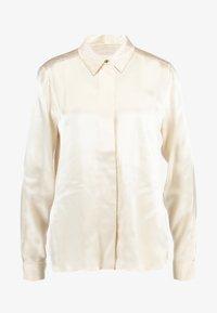 Selected Femme - SLFAUDREY ODETTE - Button-down blouse - sandshell - 4