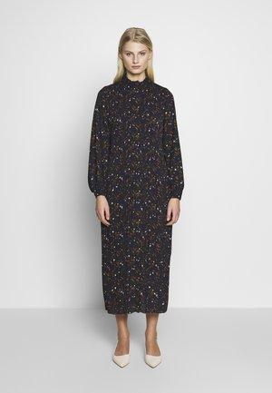 SLFJOSIE ANKLE DRESS - Kjole - dark sapphire