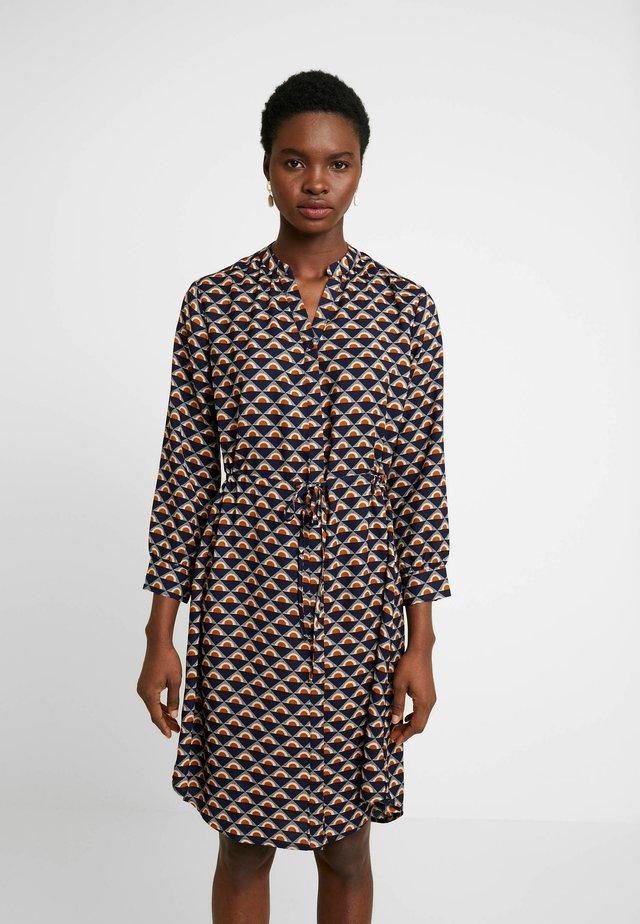 SLFLAURA DAMINA DRESS - Shirt dress - night sky