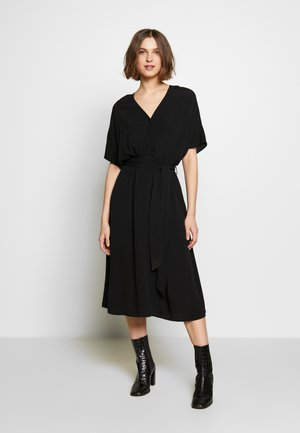 SLFVIENNA DRESS - Korte jurk - black