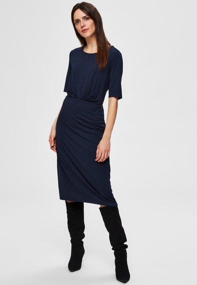 Vestido informal - dark sapphire